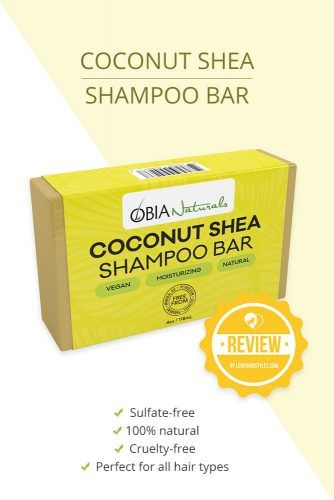 Coconut Shea Shampoo Bar #shampoobar #hairproducts