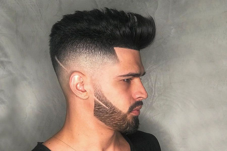 What Is A Drop Fade And Why You Should Try It At Least Once In A Lifetime