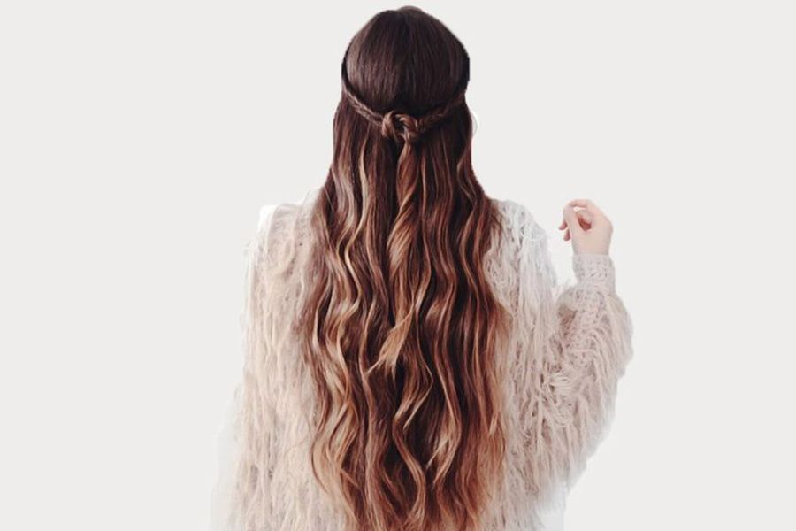 25 Peace & Love Hippie Hairstyles For Rock'n'Roll Queens
