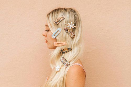 The Revival Of The Hair Clips Trend Types Of Barrettes & Ideas Every Modern Girl Should Know