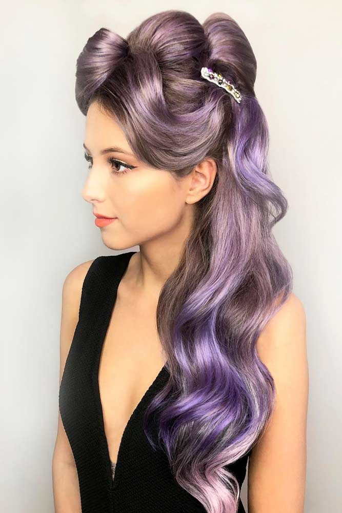 Popular Types Of Hair Clips Ideas To Individualize Your Hairdo