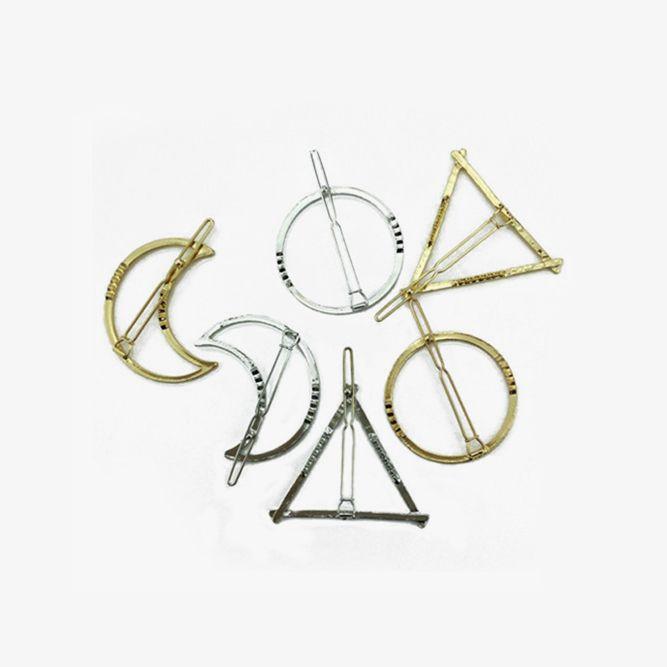 Minimalist Designs #hairclips #hairaccessories