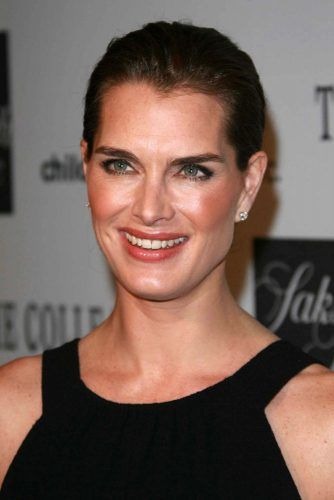 Brooke Shields #widowspeak #widowspeakhair