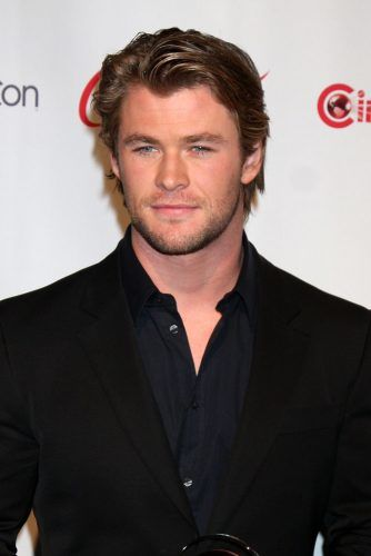 Chris Hemsworth #widowspeak #widowspeakhair
