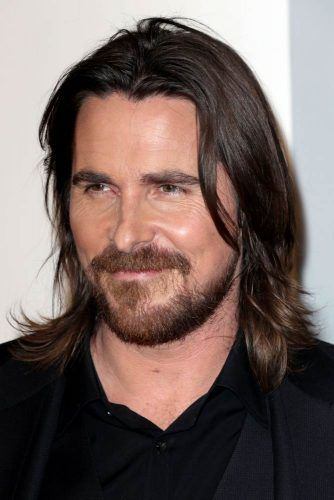 Christian Bale #widowspeak #widowspeakhair