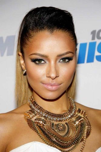 Kat Graham #widowspeak #widowspeakhair
