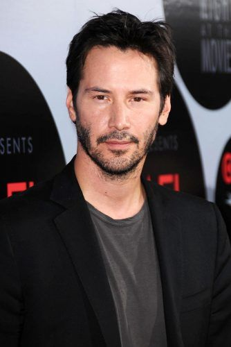 Keanu Reeves #widowspeak #widowspeakhair