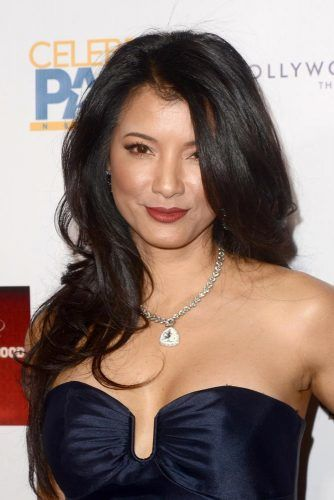 Kelly Hu #widowspeak #widowspeakhair