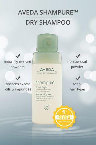 Aveda Shampure Dry Shampoo #dryshampoo #shampoo