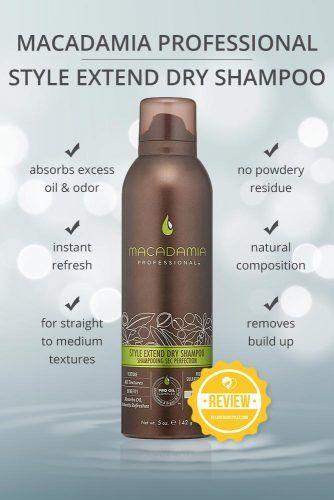 Macadamia Professional Style Extend Dry Shampoo #dryshampoo #shampoo