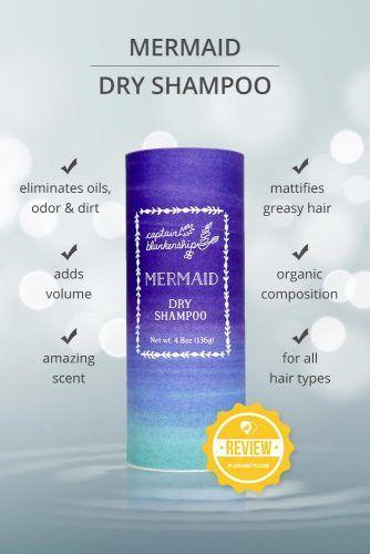 Mermaid Dry Shampoo #dryshampoo #shampoo