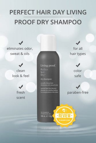 Perfect Hair Day Living Proof Dry Shampoo #dryshampoo #shampoo