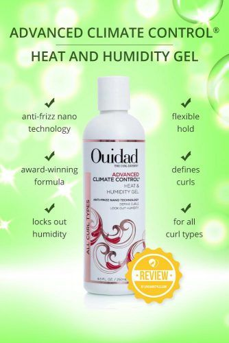 Advanced Climate Control Heat And Humidity Gel #naturalhairproducts #hairproducts