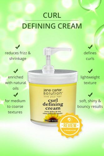 Curl Defining Cream #naturalhairproducts #hairproducts