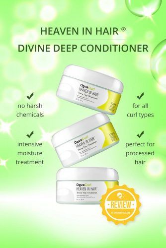 Heaven In Hair Divine Deep Conditioner #naturalhairproducts #hairproducts