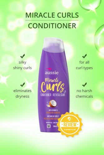 Miracle Curls Conditioner #naturalhairproducts #hairproducts