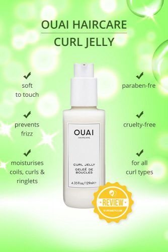 Ouai Haircare Curl Jelly #naturalhairproducts #hairproducts