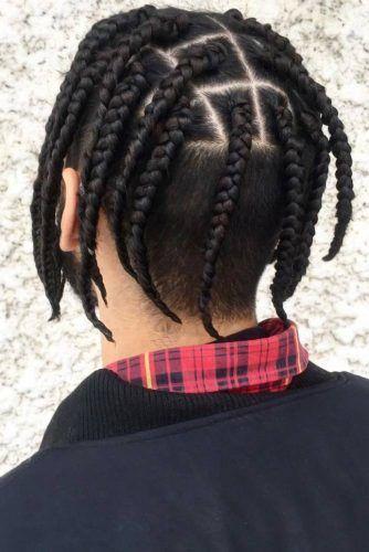 Box Braids #braidsformen #mensbraids