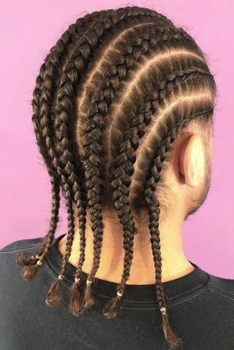 Classic Cornrows #braidsformen #mensbraids