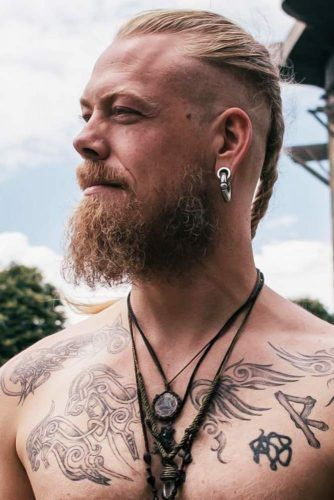 Viking Braid #braidsformen #mensbraids