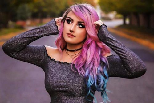 Express Your Bright Personality With Scene Hair Ideas: Colors & Cuts That Impress