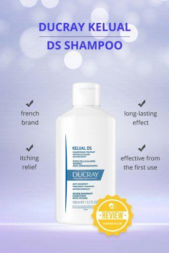 Ducray Kelual DS Shampoo #dandruffshampoo #shampoo #hairproducts