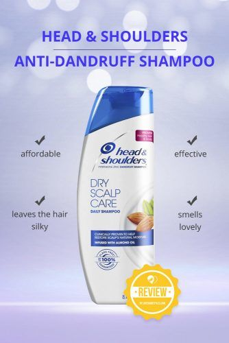 Dry Scalp Care With Almond Oil Anti Dandruff Shampoo #dandruffshampoo #shampoo #hairproducts