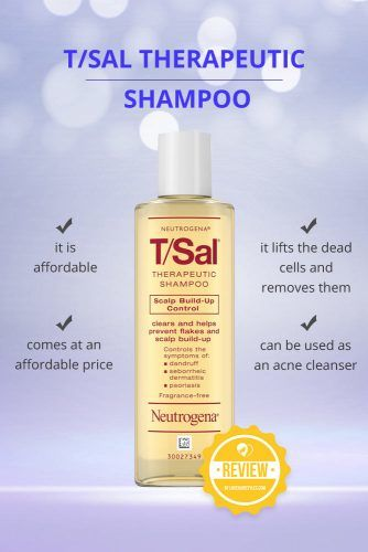 T Sal Therapeutic Shampoo Scalp Build Up Control #dandruffshampoo #shampoo #hairproducts