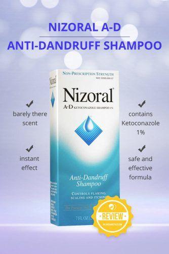 Nizoral A D Anti Dandruff Shampoo #dandruffshampoo #shampoo #hairproducts