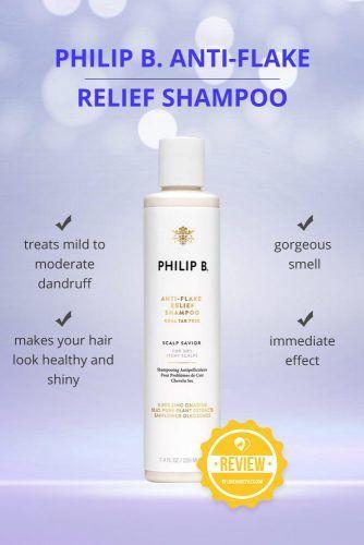 Philip B Anti Flake Relief Shampoo Coal Tar Free #dandruffshampoo #shampoo #hairproducts