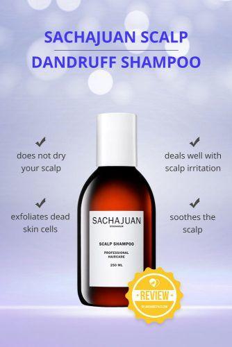 Sachajuan Scalp Dandruff Shampoo #dandruffshampoo #shampoo #hairproducts