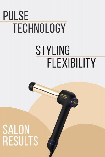 Hot Tools Professional 24k Gold Curlbar #curlingiron #hairproducts