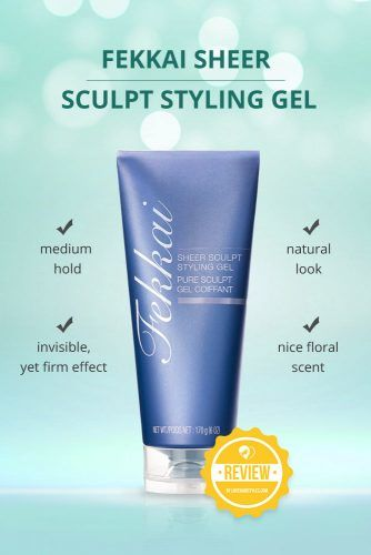Fekkai Sheer Sculpt Styling Gel #hairgel #hairproducts