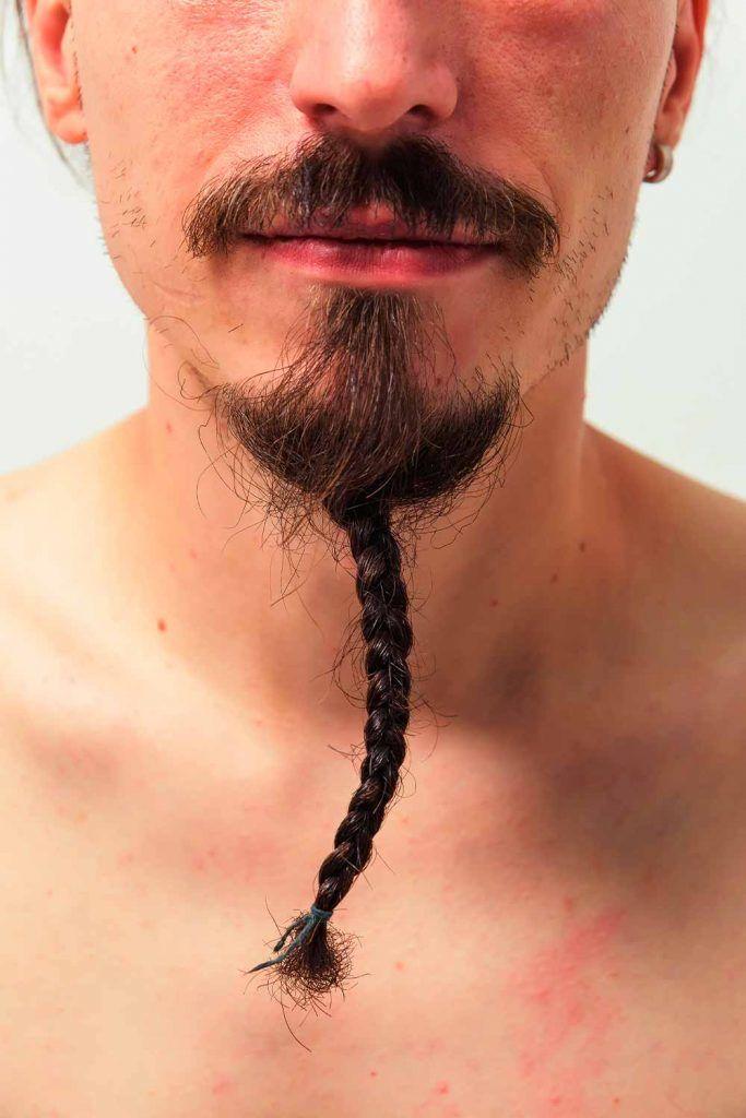 How To Grow A Long Beard For Braids