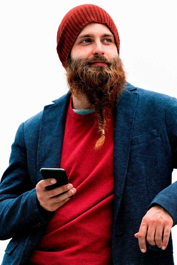 How To Braid A Beard