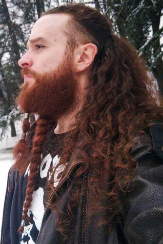 Beard Twist #beard #braids #braidedbeard