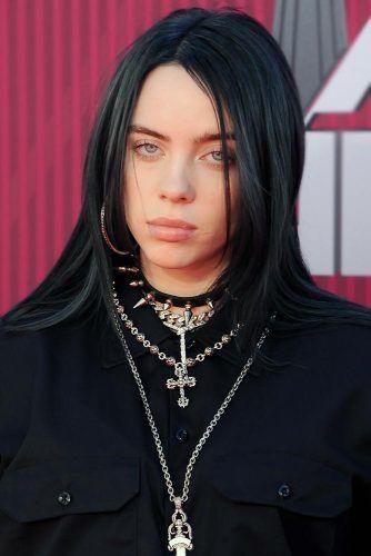 Billie Eilish #hairtransformation #celebrityhairtransformation