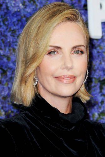 Charlize Theron Blonde #hairtransformation #celebrityhairtransformation