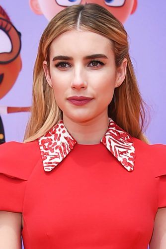 Emma Roberts Long #hairtransformation #celebrityhairtransformation
