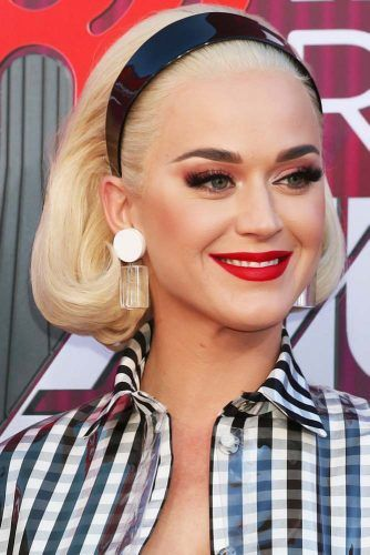 Katy Perry Bob #hairtransformation #celebrityhairtransformation