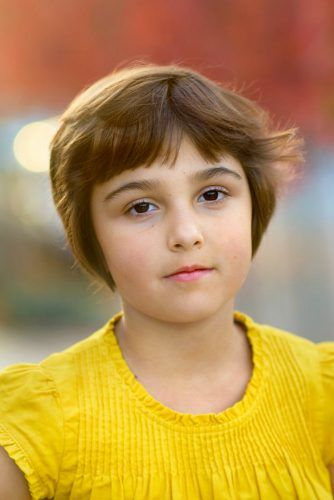 Cute And Comfortable Little Girl Haircuts To Give A Try To
