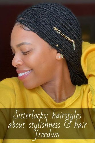 What Are Sisterlocks? #sisterlocks #braids