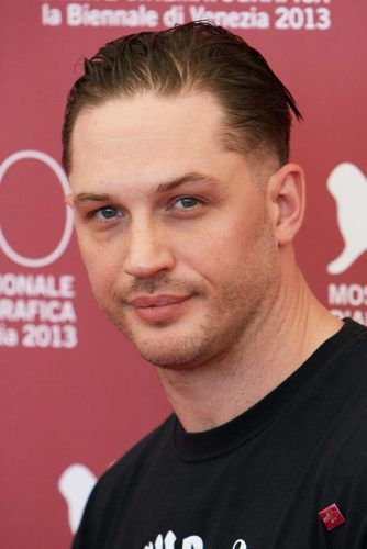 Slicked Back Undercut #tomhardy #tomhardyhaircut #haircuts