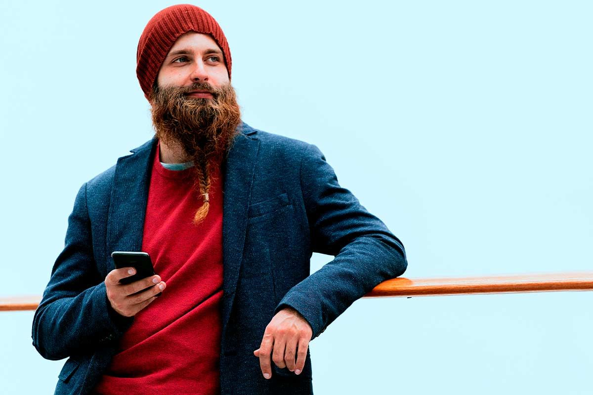 Everything You Should Know To Rock A Braided Beard: Key Tips & Hip Ideas