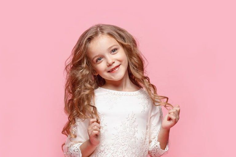 Little Girl Haircuts To Look Stylish From The Childhood