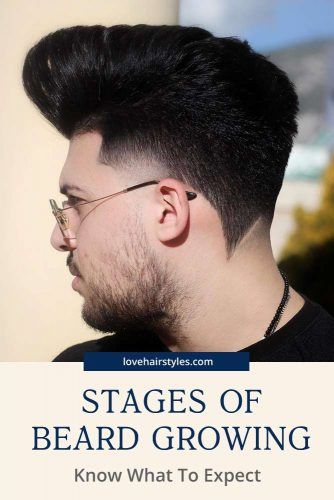 Stages Of Beard Growing #patchybeard #howtofixpatchybeard #beard