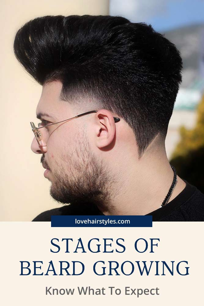 Stages Of Beard Growing #patchybeard #howtofixpatchybeard #beard