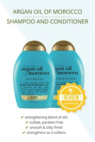 Argan Oil Of Morocco Shampoo And Conditioner #shampooandconditioner #hairproducts