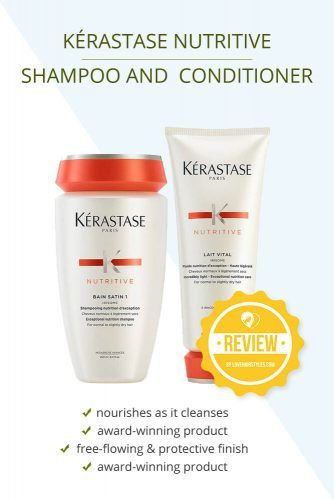 Kérastase Nutritive Shampoo And Conditioner #shampooandconditioner #hairproducts