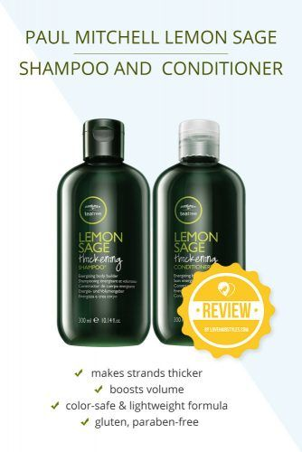 Paul Mitchell Lemon Sage Thickening Shampoo And Conditioner #shampooandconditioner #hairproducts